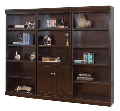 Bookcases Already Assembled kathy ireland home by martin fulton library bookcase fully assembled kitchen dining
