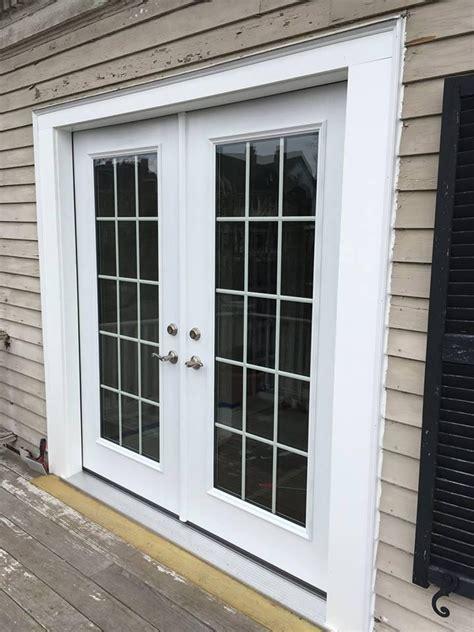 Patio Door Repair Company O Sullivan Installs Doors Windows And Vinyl Siding Installation Services In Framingham Ma