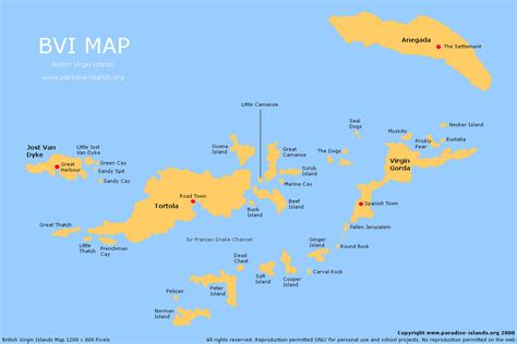 bvi map bvi map free map of the bvi