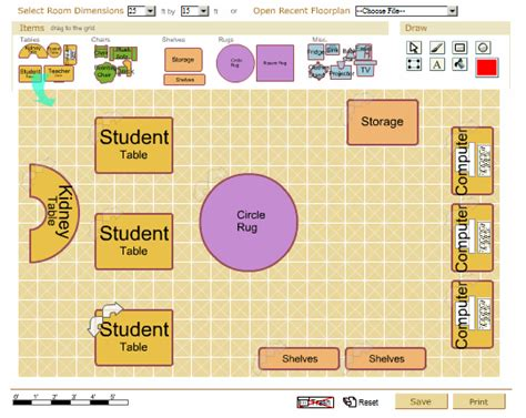 classroom layout editor weekend website 73 3 programs to teach architecture in
