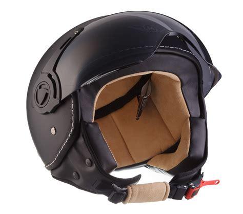 Helm Retro Moto H44 Matt B Jet Helm Motorrad Helm Roller Helm Retro