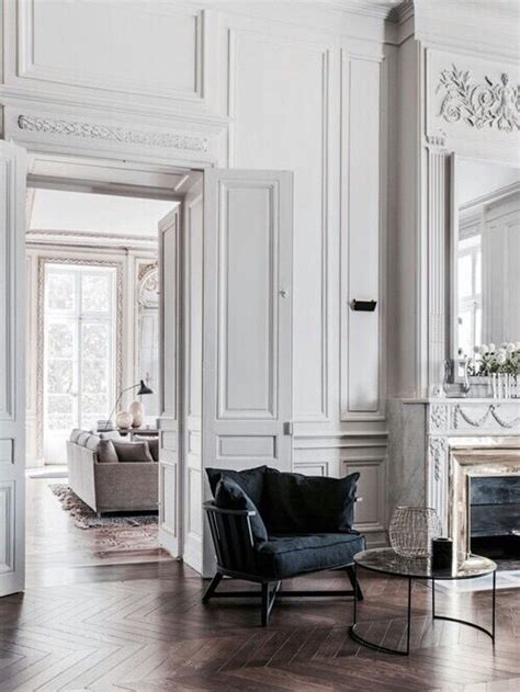 the interiors of the parisian apartments 1033 best inspiring interiors images on pinterest
