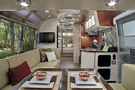 Airstream Interiors Modern by 762 Airstream International Series International
