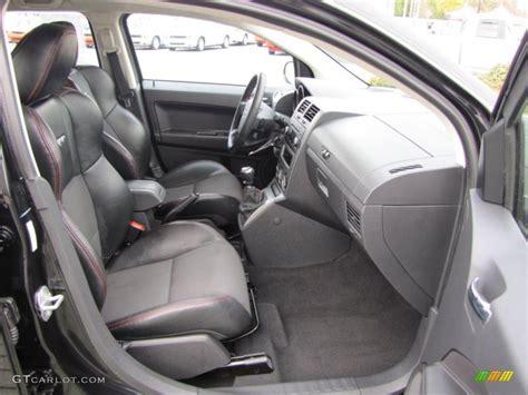 Srt4 Interior by 2009 Dodge Caliber Srt 4 Interior Photo 41564831