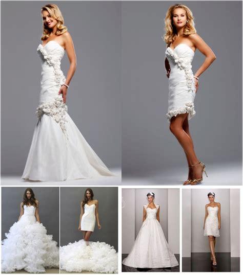 wedding dress to cocktail dress seven secrets to wedding dress shopping