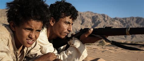film foreigner 2016 theeb gets best foreign language film oscar nomination