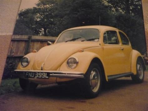 1980 volkswagen beetle childs car yellow vw beetle used volkswagen vw cars buy and sell