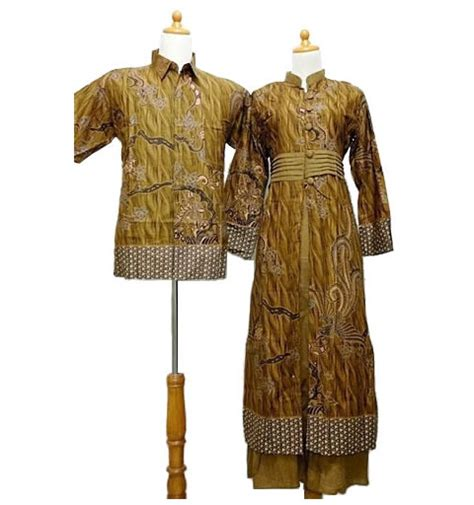 Gamis Sarimbit 02 model baju 2013 modern terbaru kain batik modern pria