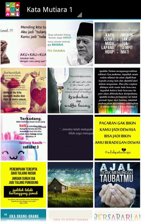 gambar kata mutiara islami android apps on play