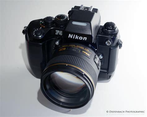 nikon f4 vs nikon d4 vs nikon d800 vs nikon d7000 w af s lenses d