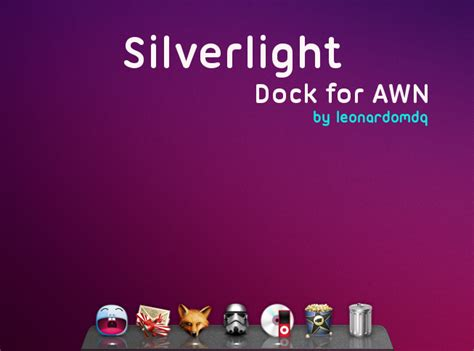 awn themes silverlight awn theme by leonardomdq on deviantart