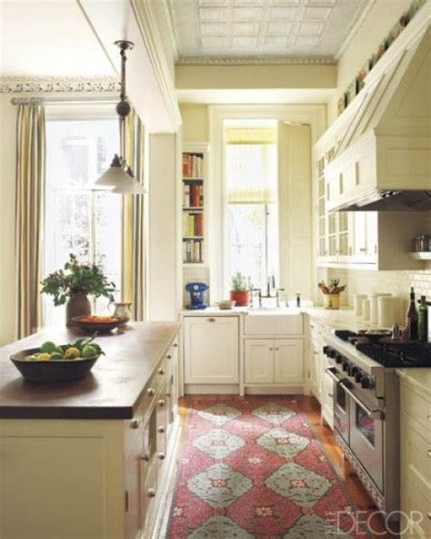 Galley Kitchen Rugs Great Use Of Small Space Previous Pin Ideal Kitchen Layout For Galley Kitchen With New Open