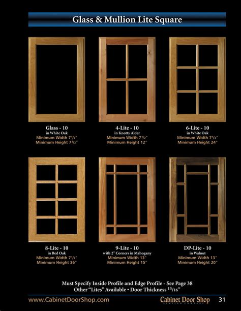 mullion doors glass door shop new 2008 catalog