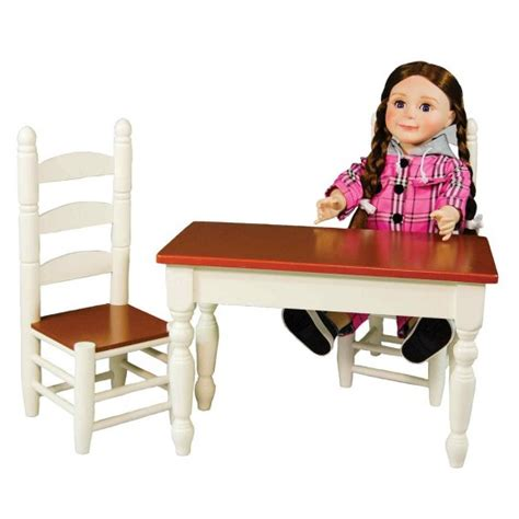 18 inch doll kitchen furniture the s treasures 174 18 inch doll furniture white