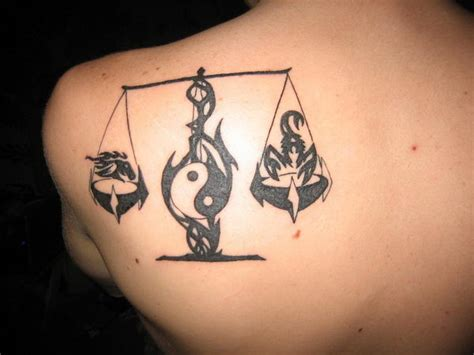 tribal libra tattoos for men libra tattoos for ideas and inspiration for guys