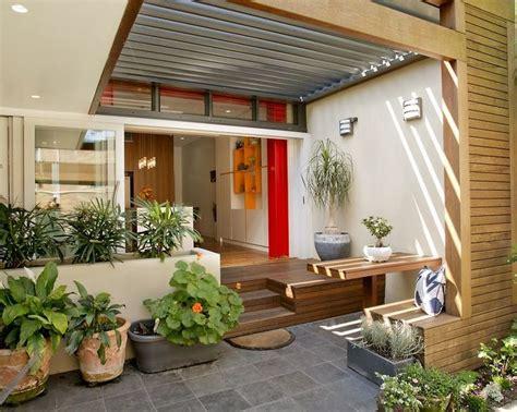 teras rumah desain unik referensi rumah