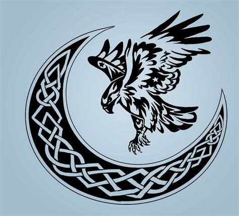 hawk tribal tattoo 1000 images about birds on peace dove clip
