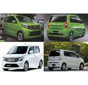 Upcoming Japanese Spec 2017 Suzuki Wagon R And Stingray