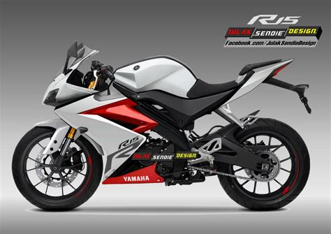 Teringann All New Yamaha R15 render all new yamaha r15 facelift 2017 ala julak sendie
