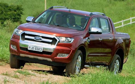 ranger ford 2017 ford ranger limited 2017 pre 231 o consumo e desempenho