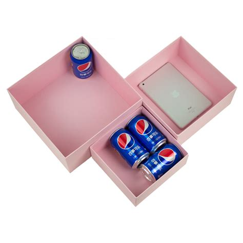 pink decorative christmas boxes china cheap sweet gift boxes decorative with ribbon lids
