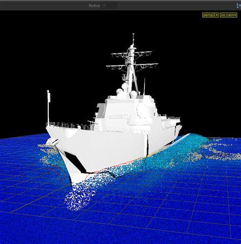 boat wake houdini houdini boat wake effect effects od forum