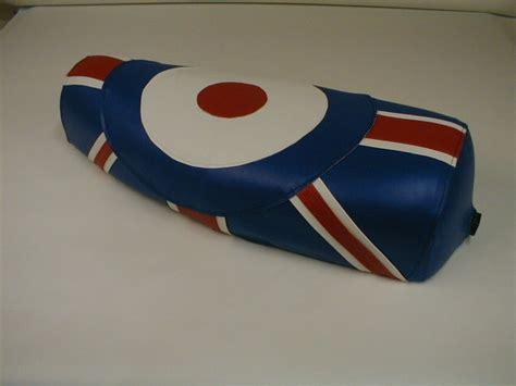 Vespa Union Wheel Shape Bag vespa px target union seat cover p k trim