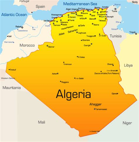 africa map algeria algeria map in africa driverlayer search engine