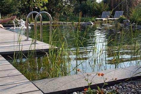 Garten Und Landschaftsbau Ludwigsburg by Projekt 1 Schwimmteich Naturpool Gartenteich