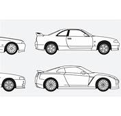 Beautiful 2d Car Drawing Pictures Inspiration  Electrical