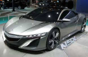 Acura From 2015 Acura Nsx Price Top Speed Pictures