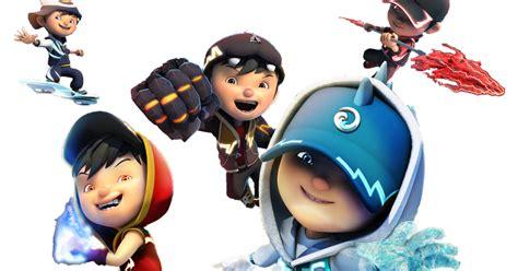 film animasi clay pertama dirilis pada foto dan video boboiboy the movie animasi dan movie