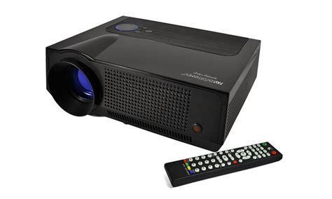 favi home theater hd projector groupon goods