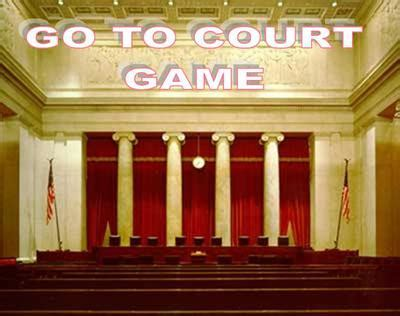 Goes To Court by Go To Court