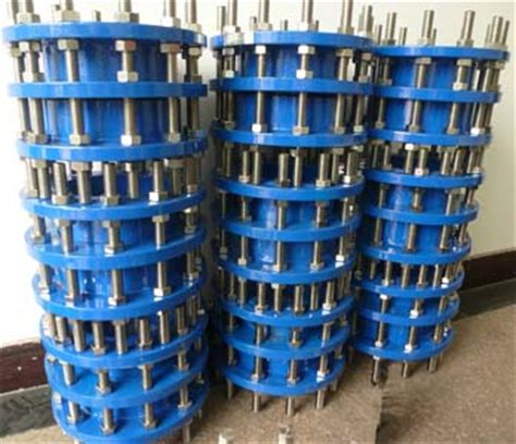 Dismantling Joint Pn16 ductile iron dismantling joint epoxy pn16 dn200 landee