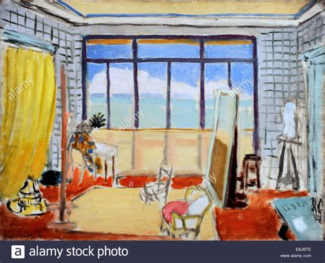 matisse in the studio henri matisse quot in the studio at nice quot 1929 stock photo 72933854 alamy