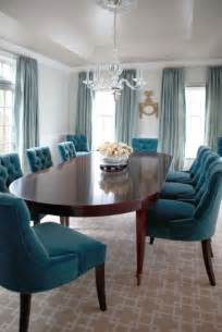 teal dining room textile spotlight velvet centsational girl