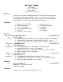 impactful professional accounting resume exles