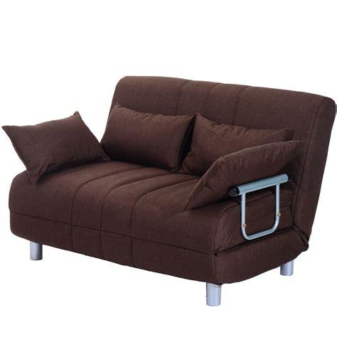 ebay divano letto matrimoniale homcom divano letto matrimoniale in acciaio e tessuto di