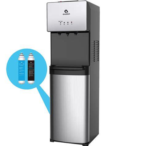 office hot water bottle hot cold water cooler dispenser home office no bottle