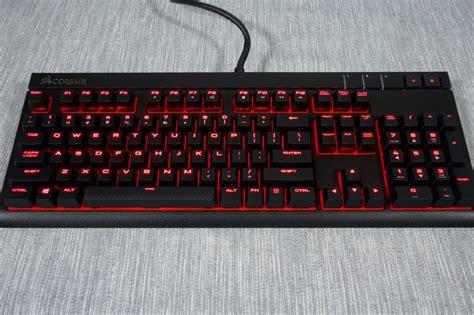 Keyboard Corsair Strafe Rgb Mechanical Cherrymx Brown Rgb Led 1 the corsair strafe mechanical keyboard review