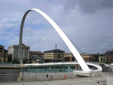 design engineer jobs newcastle support hinge assemblies for the gateshead millennium bridge