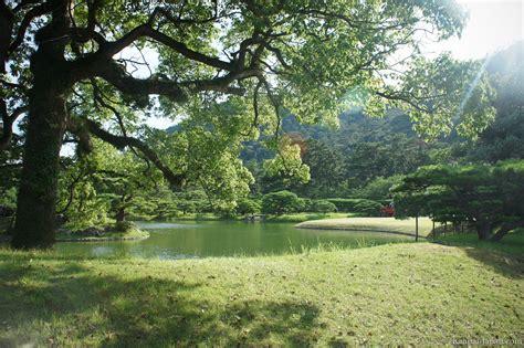 in japanese ritsurin the sublime japanese park in takamatsu