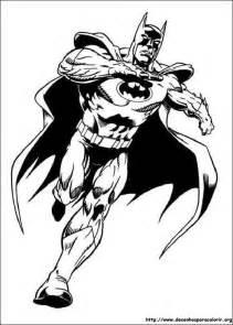 batman colorir