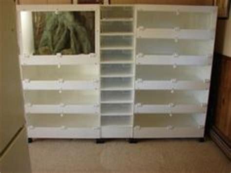20 slot 34 quart steralite rack diy for the reptile