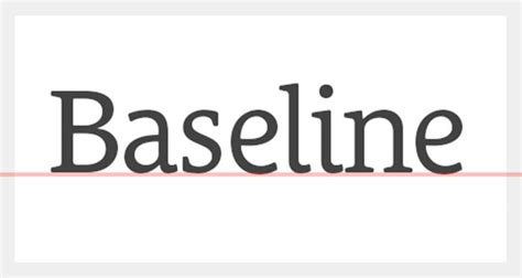 design baseline definition web design graphic design typography weekly 5