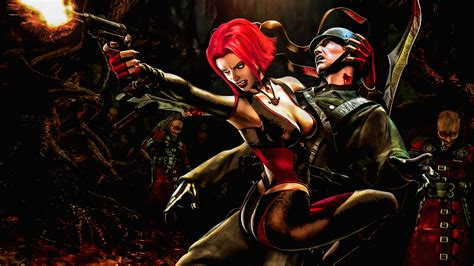 bloodrayne  wallpaper remaster syanart station