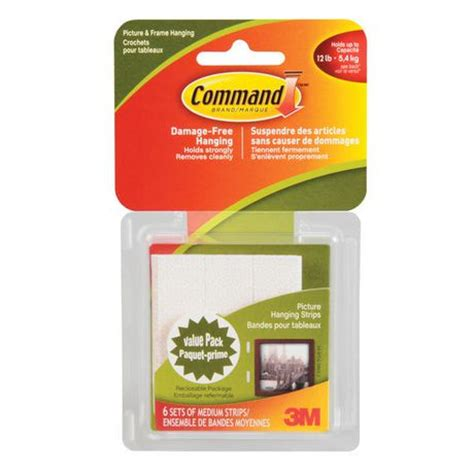 command large picture hanging strips walmart ca command medium picture hanging strips 17204c walmart ca