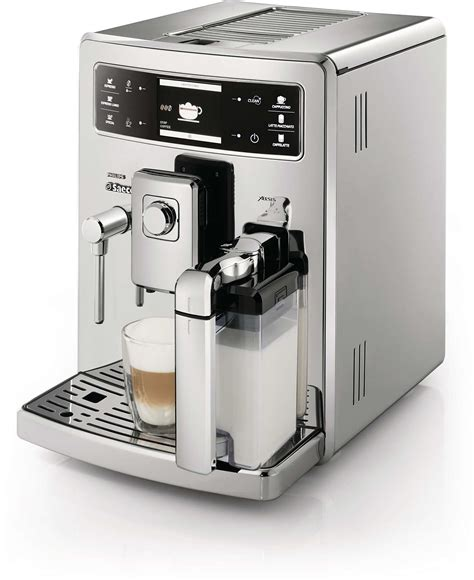 Coffee Maker Philips Saeco xelsis automatic espresso machine hd8946 47 saeco