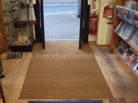 Entrance Matting Domestic by Coir Matting Footfall